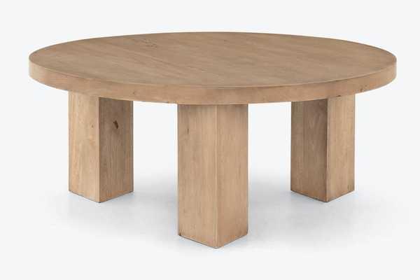 Caicos Coffee Table - Joybird