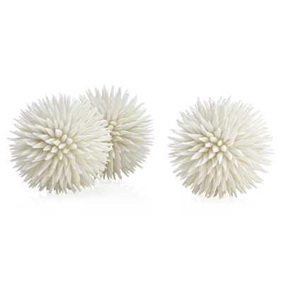 Faux Allium Sphere - Z Gallerie