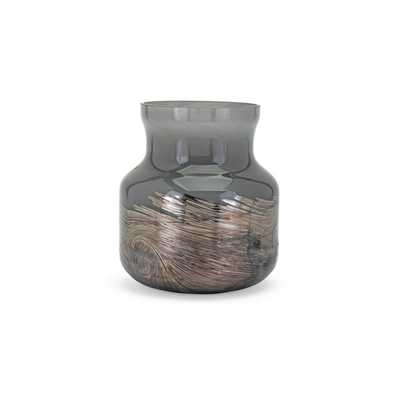 Montag Small Art Glass Vase - Mercer Collection