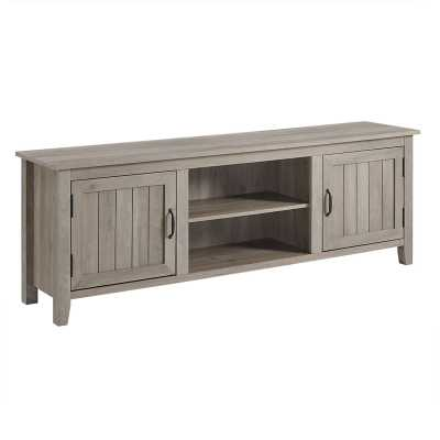 Shreffler TV Stand for TVs up to 78 inches - Wayfair