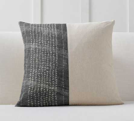 DOSHA SHIBORI PILLOW COVERS - Pottery Barn
