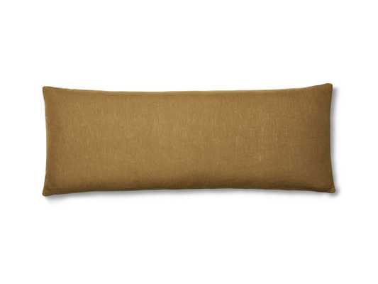 Linen Pillow Cover 36 x 14 lumbar - Parachute