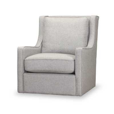 Rosecliff Lyall Swivel Chair - Wayfair