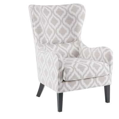 Oday Wingback Chair - Wayfair