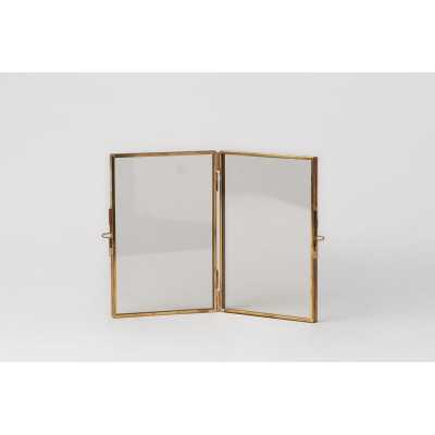 Fillion Copper Hinged Picture Frame - 4x6 - Wayfair
