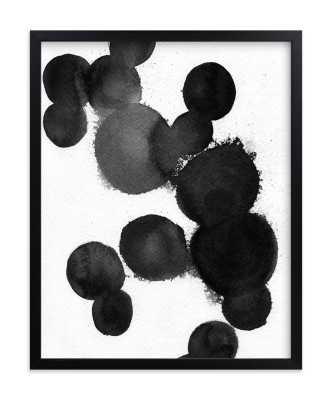 Lula - 11x14 - Black Frame - Unmatted - Minted