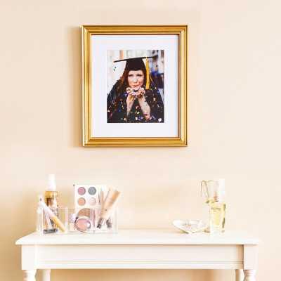 Godfrey Foil Picture Frame - Wayfair