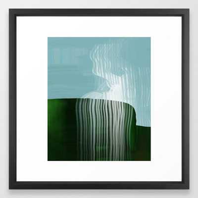 Water Framed Art Print - Society6