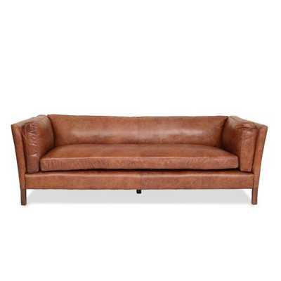 Chappell Leather Sofa - Wayfair