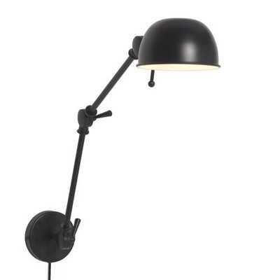 Aadhya 1 Light Swing Arm Lamp - Wayfair