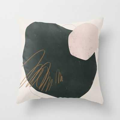 abstract I Throw Pillow - Society6