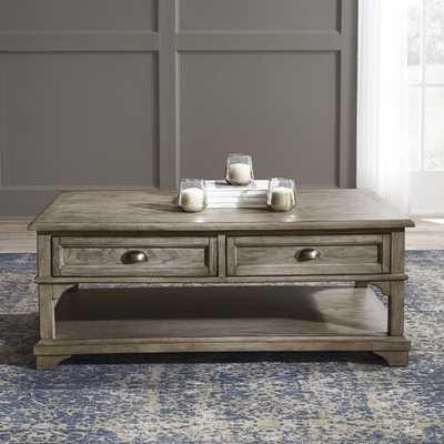 Carillo Coffee Table - Wayfair
