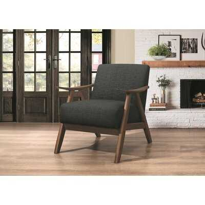 "Dark Gray Hofstetter 28.5"" W Armchair - Wayfair"