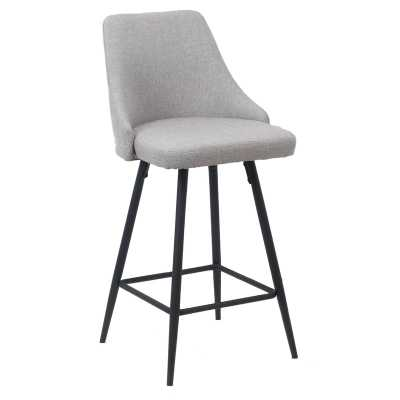 "Sofley Premium 37"" Bar Stool (set of 2) - Wayfair"