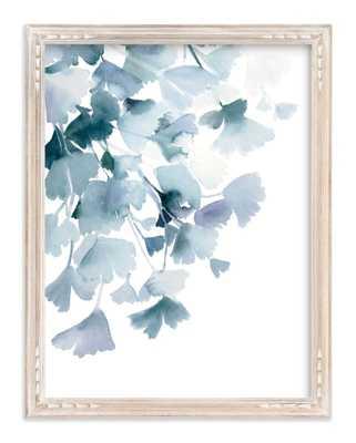 Blue Ginkgo - Minted
