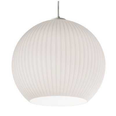 Hughley 1 - Light Single Globe Pendant - Wayfair