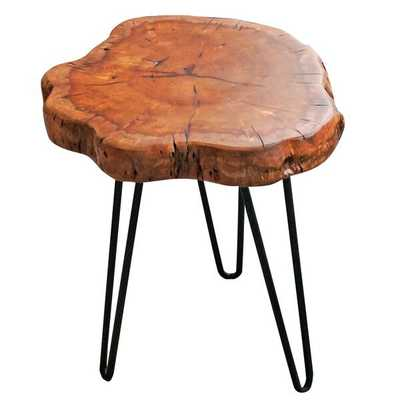 Jayce Unique Surface End Table - Wayfair