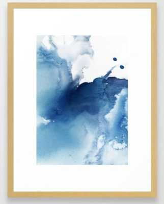 Deep Blue Sea - 20x26 - Society6