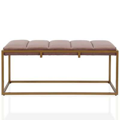 CosmoLiving by Cosmopolitan Freya Upholstered Bench - Target
