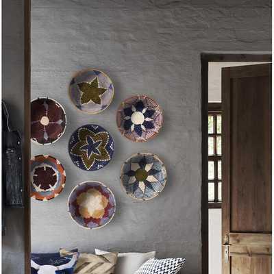 7 Piece Round Unframed Wall Décor Set - Wayfair