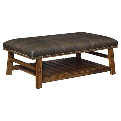 Foster Accent Bench - Brown - Christopher Knight Home - Target