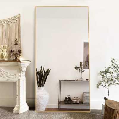 Dipaola Full Length Mirror - Wayfair