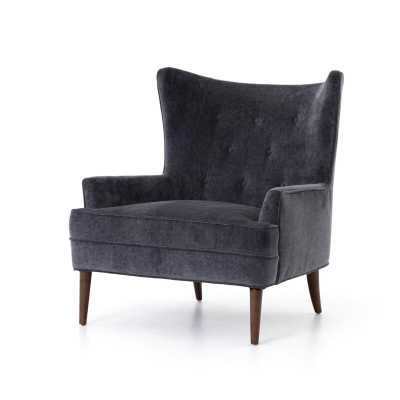 CLERMONT WINGBACK CHAIR - Perigold