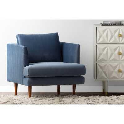 Norah Club Chair - Wayfair