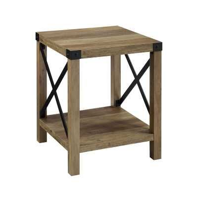 Arsenault End Table with Storage - Wayfair