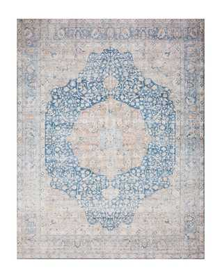 """WHITLEY PATTERNED RUG, 7'6"""" x 9'6"""" - McGee & Co."""
