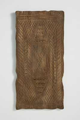 Ablia Wall Hanging - Brown - Anthropologie