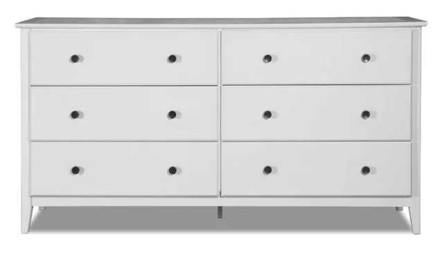 6 Drawer Double Dresser - Wayfair
