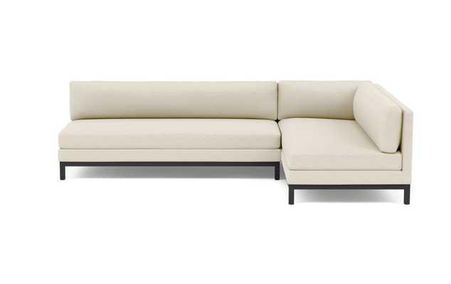 JASPER Right Chaise Sectional - Custom - Interior Define