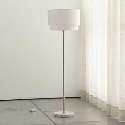 Meryl Vertical Floor Lamp - Crate and Barrel