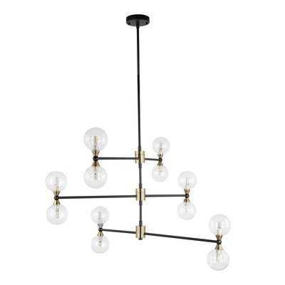 Hosey 12-Light Sputnik Chandelier - Wayfair