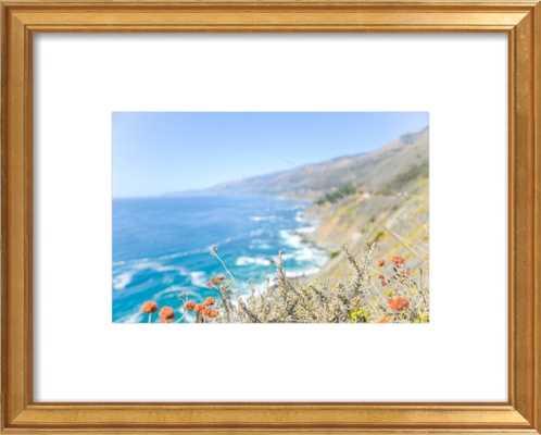 Big Sur Flowers - Artfully Walls