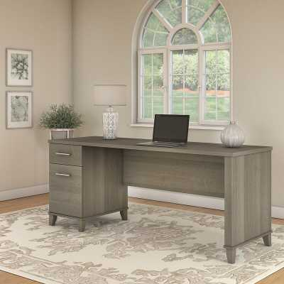Prahl Computer Desk - Wayfair
