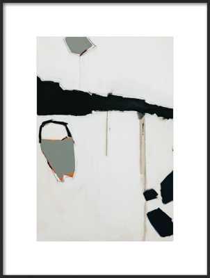 Salta Dominga - 14x20 - Matte Black Metal Frame with Matte - Artfully Walls