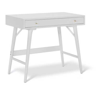 Lundquist Solid Wood Desk - Wayfair
