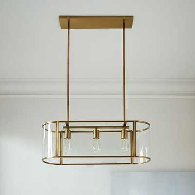Trough Chandelier - West Elm