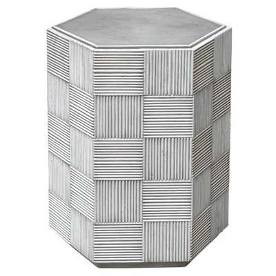 Silo Accent Table - Hudsonhill Foundry