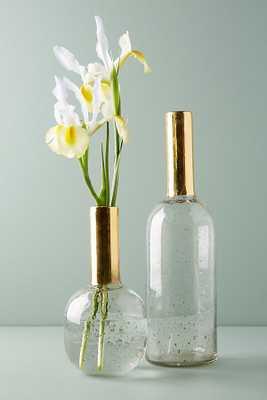 Gilded Vase - Small Bottleneck - Anthropologie
