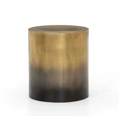 Cameron Ombre End Table - Burke Decor