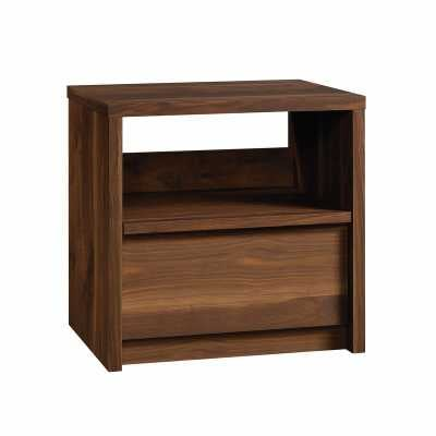Posner 1 Drawer Nightstand / Grand Walnut - Wayfair