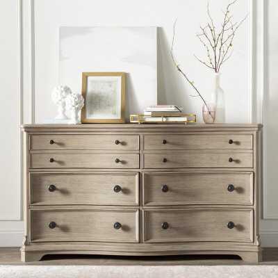 Troutt 6 Drawer Double Dresser - Wayfair