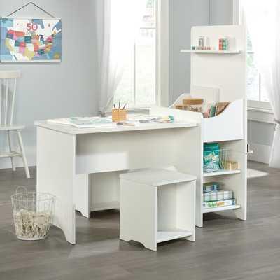 Celli Kids 3 Piece Writing Table and Stool Set - Wayfair