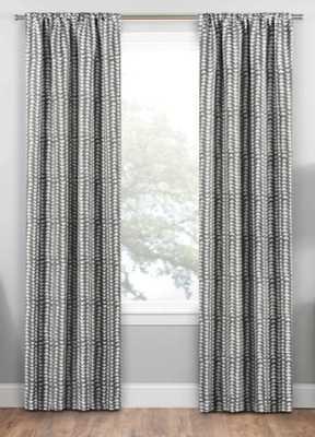 Naya Thermaweave Blackout Curtain Panel - Eclipse™ - Gray - 37x63 - Target