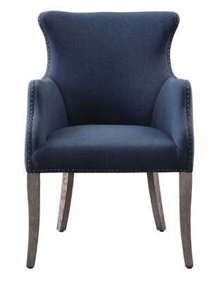 YAREENA WING CHAIR - Hudsonhill Foundry