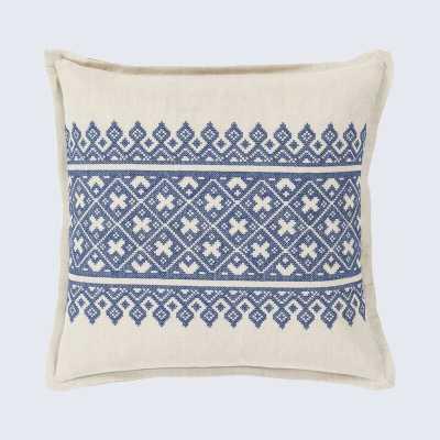 Tailor Geometric Throw Pillow - AllModern