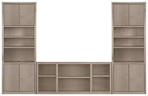 Woodwind 86h Bookcase Wall Unit - Maple - Room & Board